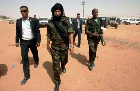 السلطات الفرنسية تعتقل 41 من مرتزقة البوليساريو