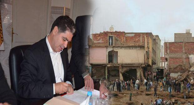 بعد ملتمس وجهه رئيس المجلس الإقليمي.. هذا جواب المدير العام لشركة العمران حول تعويض ضحايا فيضانات واد كرت