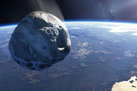 كويكب عملاق يقترب من الأرض