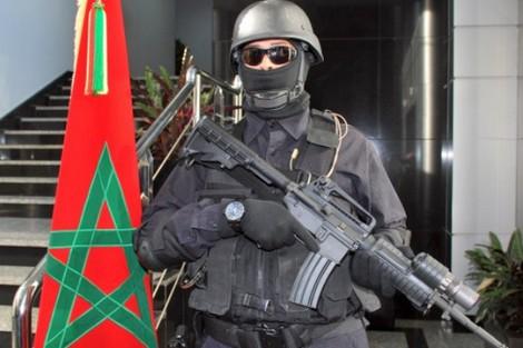"""تفكيك خلية إرهابية موالية لـ""""داعش"""" تنشط بين زاوية الشيخ وأولاد تايمة ومراكش"""