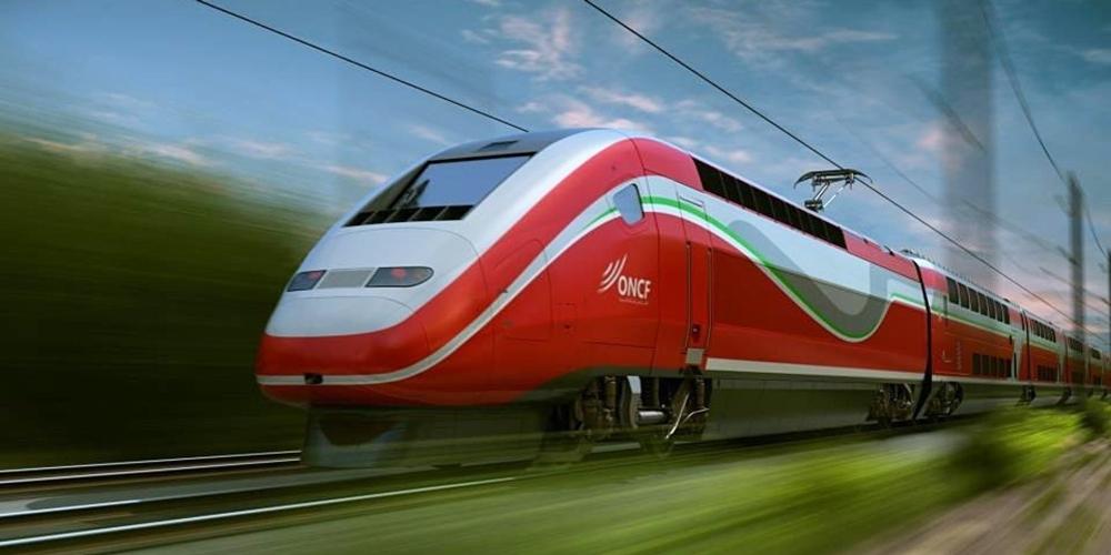 """جلالة الملك يطلق إسم """"البراق"""" على القطار فائق السرعة الرابط بين طنجة و الدار البيضاء"""