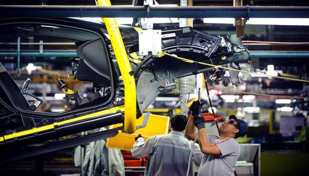 صناعة السيارات بالمغرب .. دينامية متواصلة و نمو واعد فاق كل التوقعات و الانتظارات