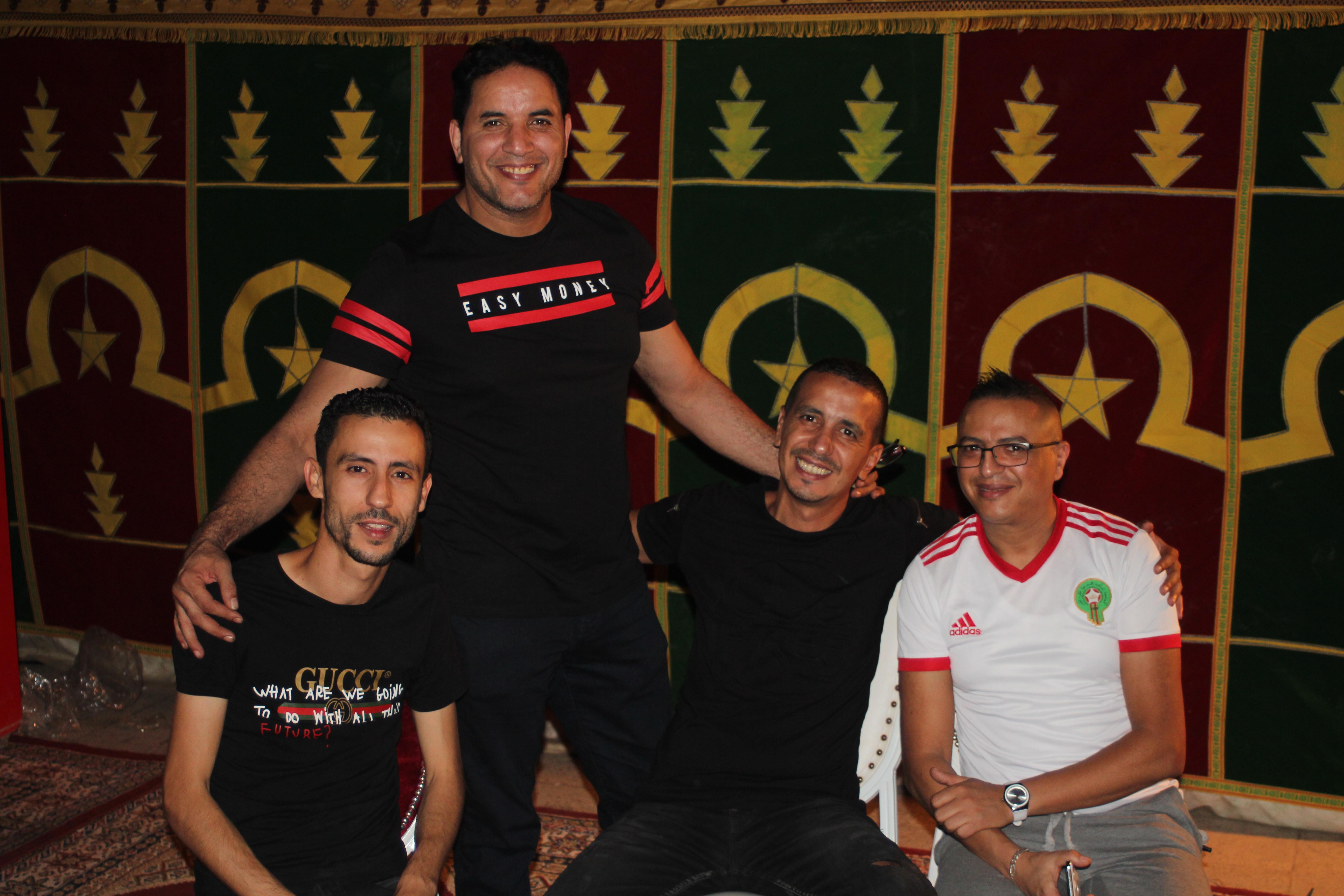 بالصور: علي الهلالي أول فنان ريفي ناظوري يعتلي منصة المهرجان الدولي للراي بوجدة