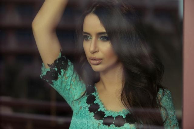 الفنانة هند تبدع في اغنية بص وتستعد لعمل خليجي واخر وطني