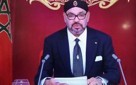 فيديو/الملك في خطاب العرش: هناك من يستغل الاختلالات للتطاول على أمن المغرب واستقراره ومنجزاته