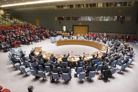 مجلس الأمن يدعم بالإجماع الحل السياسي للنزاع حول الصحراء المغربية