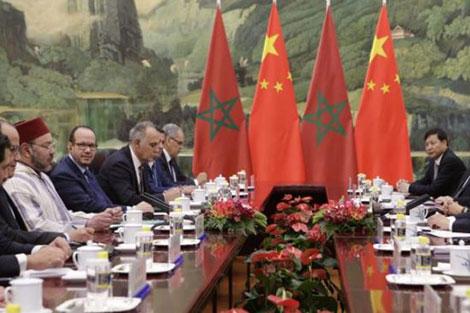 الصين تراهن على المغرب بحكم علاقاته وموقعه لإنجاز مشاريع بإفريقيا