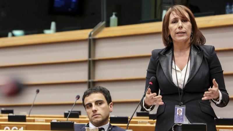 رئيسة وفد البرلمانيين الأوربيين للصحراء: الساكنة تستفيد من عائدات مواردها وتفاجئنا للمشاريع التنموية بالمنطقة