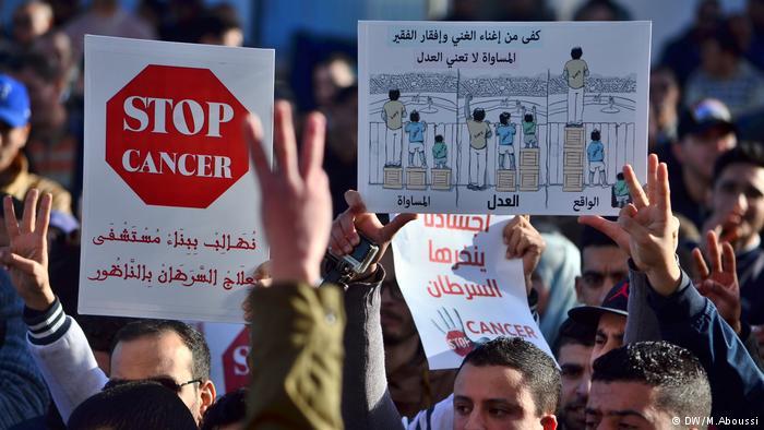 بالأرقام/ منظمة الصحة العالمية تنبه لتزايد انتشار مرض السرطان بالمغرب !
