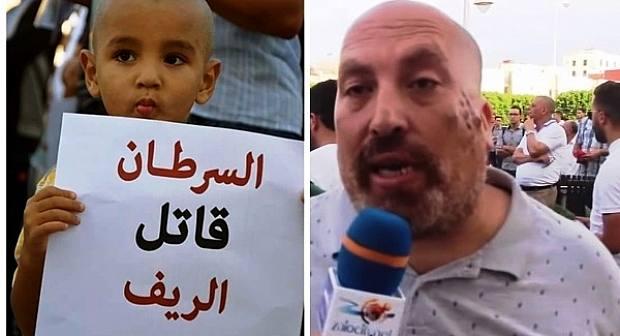 الناشط الناظوري حكيم شملال يعلن انسحابه من الأنشطة السياسية والجمعوية