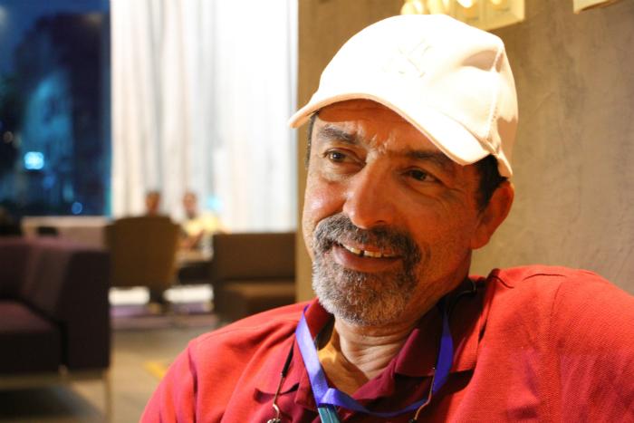 فاروق ازنابط : تكريمي من طرف ادارة المهرجان هو تكريم لجمهوري والريف برمته