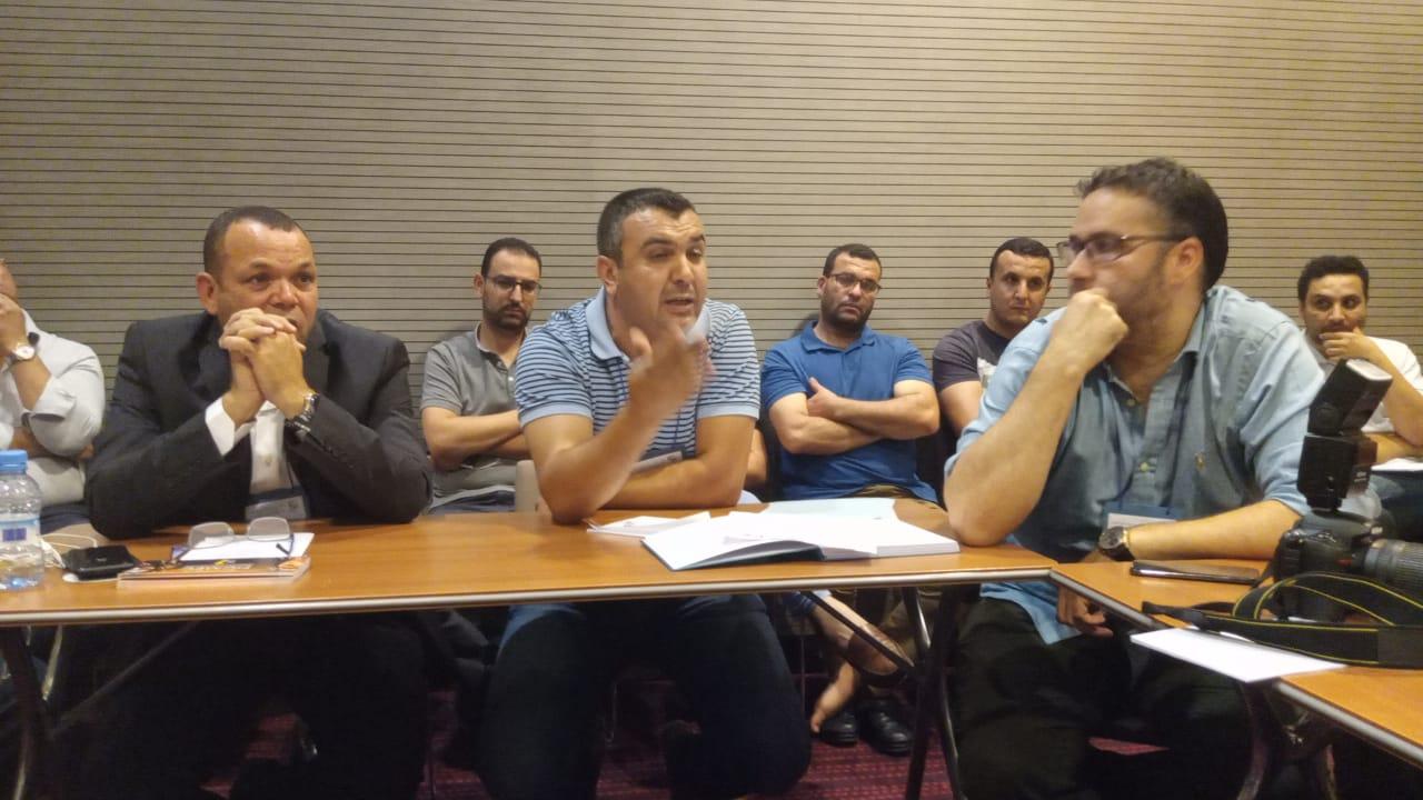 لقاء تواصلي تاريخي لمجموعة من المستثمرين بالجهة الشرقية بدعوى من الإئتلاف مستثمري شمال شرق المغرب