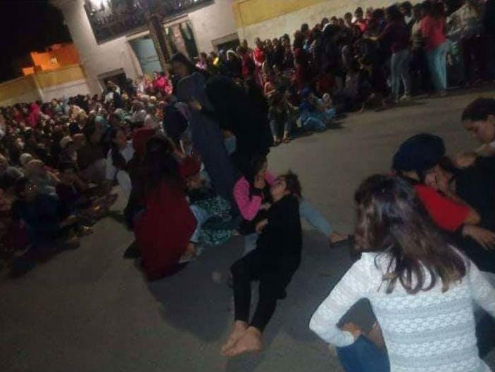 بالصور: أزيد من 40 طالبة تتعرضن لتسمم غذائي في الحي الجامعي في فاس