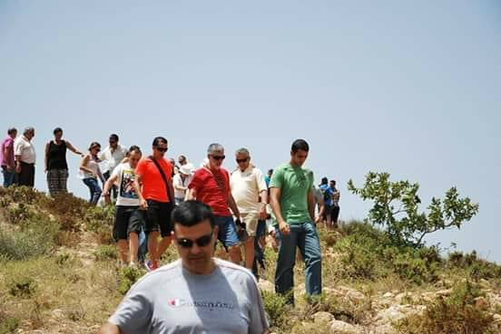 إسبان يحطون الرحال بجبال الريف للترحم على أرواح الجنود ضحايا معركة أنوال