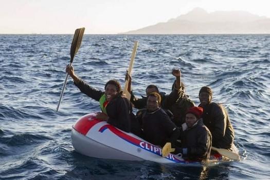 هجرة سرية.. البحرية الملكية تقدم المساعدة لـ 16 مركبا واجهت صعوبات في البحر