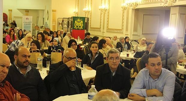 مغاربة بلجيكا يحتفلون بالذكرى ال 43 لانطلاق المسيرة الخضراء