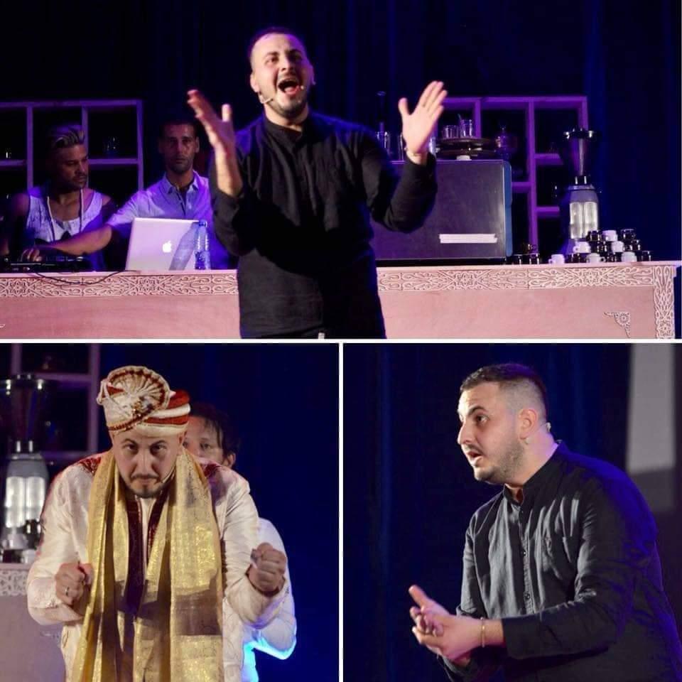 """علاء بن حدو :""""شرف لي أنني فنان كوميدي..وإضحاك اناس أكبر هدية في حياتي """" حوار"""