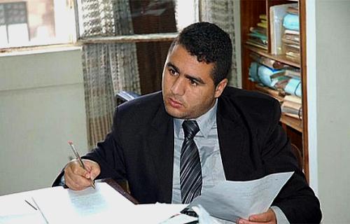 ابن الريف الزميل محمد أحداد يفوز بالجائزة الكبرى للصحافة
