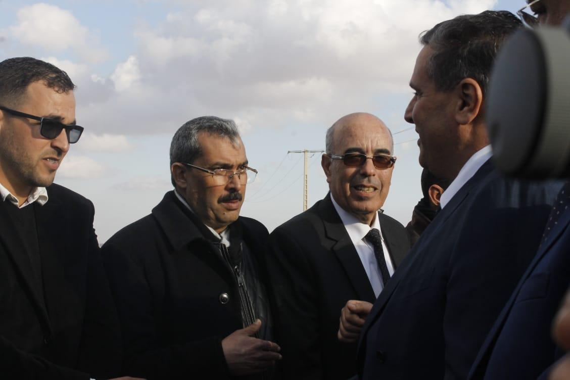 أخنوش يحل بإقليم الدريوش ويطلق مشاريع فلاحية بقيمة 38 مليون درهم