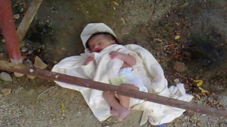 العثور على جثة جنين حديث الولادة ببني شيكر بالناظور والدرك الملكي يعتقل شخصين لهم علاقة بالموضوع…