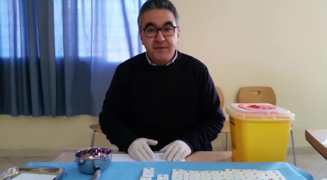 بالفيديوا:رئيس جمعية محاربة السيدا يتحدث عن المرض ومصابيه بالناظور