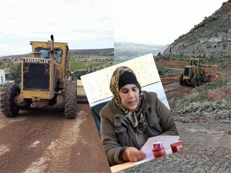 بني سيدال الجبل : مشاريع تنموية هامة بقيادة فاطمة بوحميدي