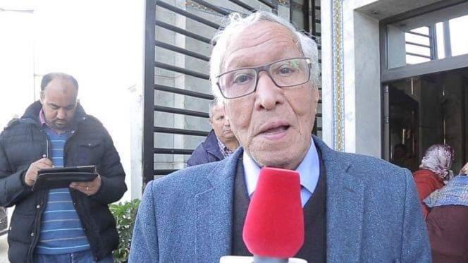 الممثل المغربي القدير عزيز موهوب في ذمة الله