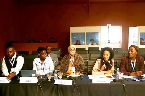 الداخلة.. دعوة إلى توفير بيئة ملائمة لتمكين الشباب الافريقي من المساهمة في تنمية بلدانهم