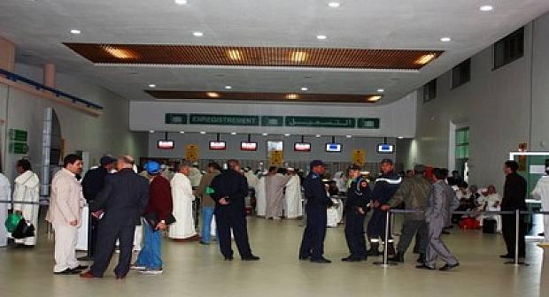 المدير العام للامن الوطني يعفي رئيس شرطة مطار العروي بالناظور