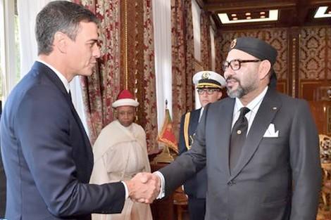 بيدرو سانشيز يبرز البعد الاستراتيجي والبشري للعلاقات المغربية-الإسبانية