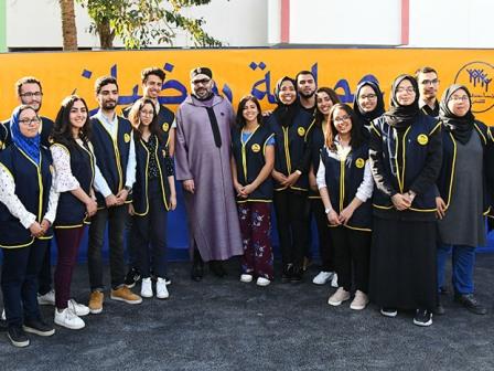 عملية رمضان.. إحدى أهم المبادرات التضامنية التي تنظمها مؤسسة محمد الخامس للتضامن
