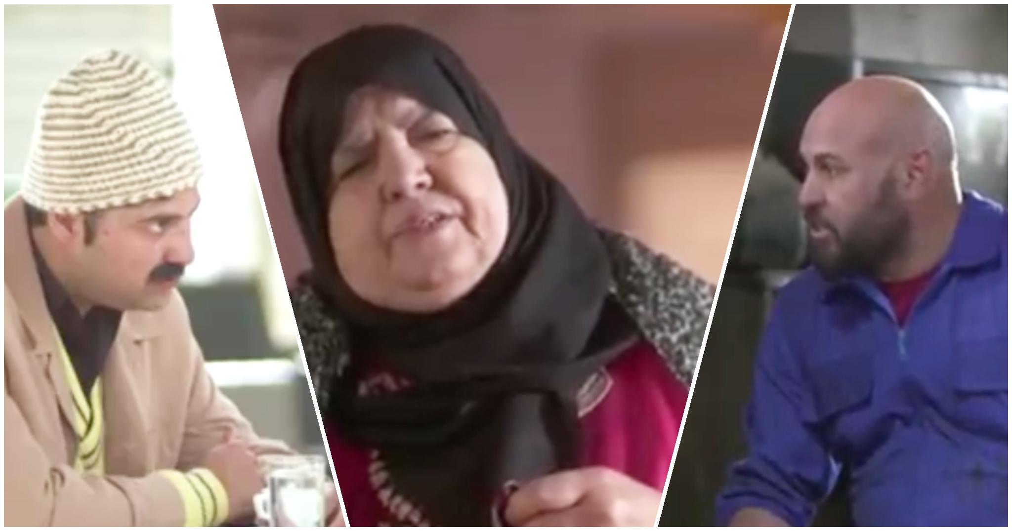 شاهدوا الحلقة 7 من المسلسل الريفي خيوط رفيعة