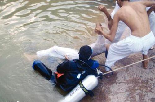 """مصرع شاب غرقا في بحر """"كرابلانكا"""" بإقليم الناظور بني شيكر"""