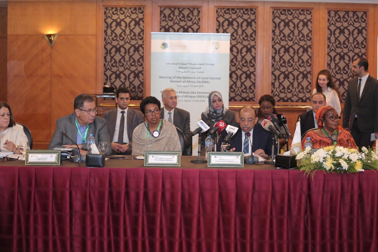 المغربي الدكتور محمد بودرا يتنافس بالقاهرة حول تمثيل افريقيا لرئاسة المنظمة الدولية للمدن والحكومات المحلية