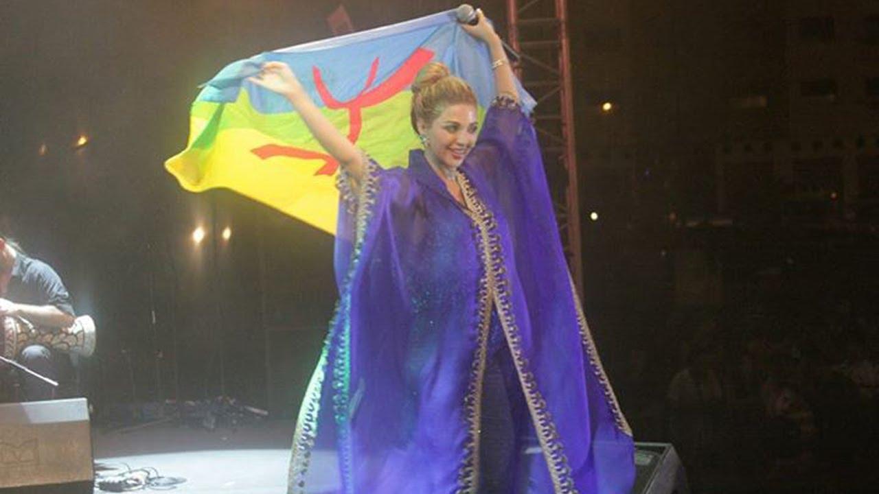 """مريام فارس تفاجئ جمهور موازين بأغنية """"كع كع أزوبيدة """" و تستعد لتسجيل اغنية بإيقاعات أمازيغية ريفية"""