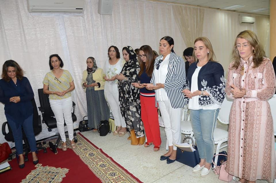 نساء الحركة الشعبية يستعدن لمؤتمرهن الوطني.. وأحكيم تتقدم مؤتمرات الناظور والدريوش