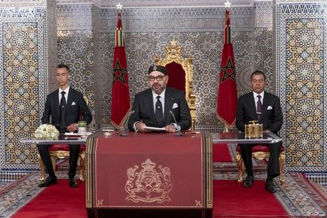 عيد العرش.. الخطاب الملكي تأكيد على النقلة النوعية للمملكة في مختلف الميادين