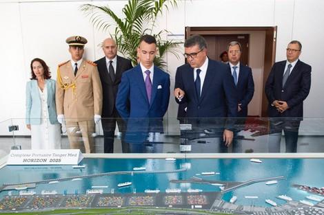 ميناء طنجة المتوسط.. مشروع ضخم يعزز هوية المغرب كجسر للتبادل التجاري