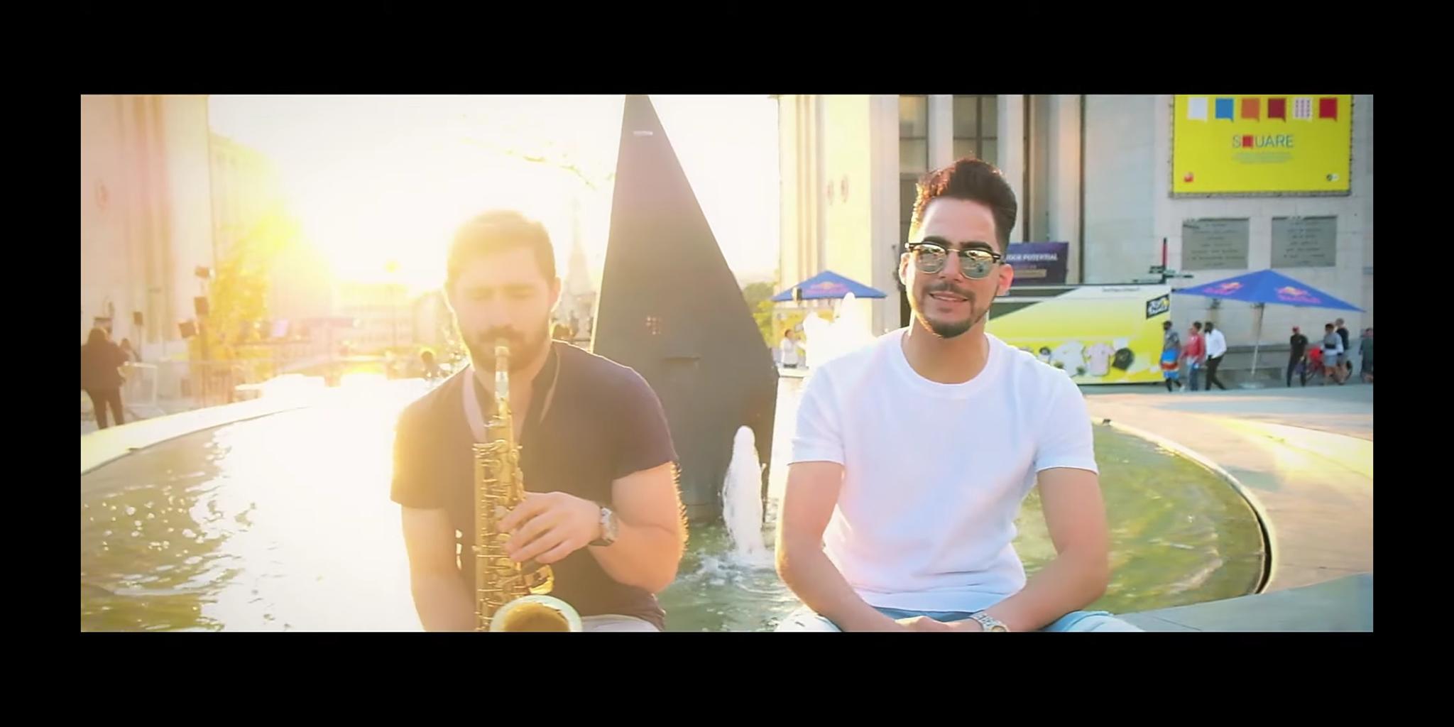 """ابن مدينة بني أنصار الفنان وليد كامل يصدر فيديو كليب جديد """" كوفر"""" لاغنية """"أحبك"""" لحسين الجاسمي"""