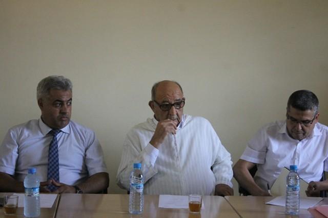 : انعقاد الدورة الاستثنائية لمجلس جماعة تفرسيت