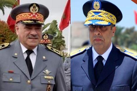 توشيح حموشي وحرامو من قبل إسبانيا اعتراف بقدرات المغرب الأمنية