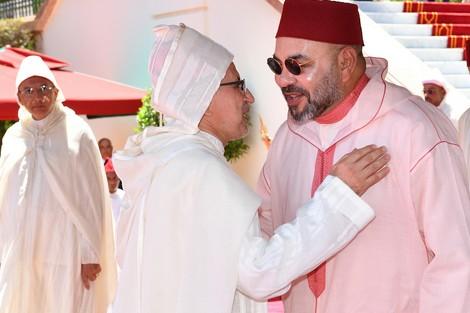 جلالة الملك يستقبل العثماني وأعضاء الحكومة في صيغتها الجديدة (+اللائحة الكاملة)