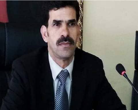 الدكتور احمد الدرداري : حرق العلم الوطني خرق للدستور وجريمة يعاقب عليها القانون .