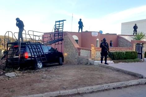 لخيام: عملية تفكيك خلية طماريس الإرهابية اشرف عليها شخصيا المدير العام للأمن الوطني
