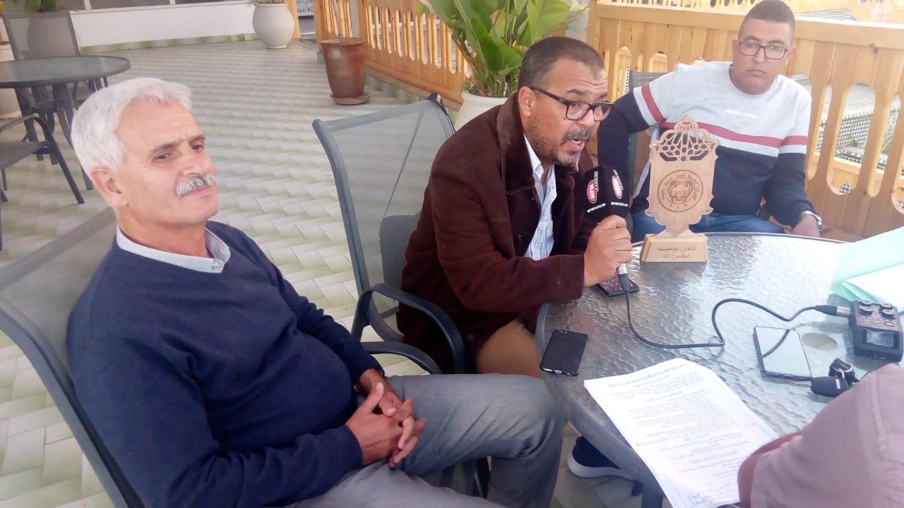 هنيئا للناظور : اختيار السيد محمد أعراب نائبا لرئيس الكنفدرالية المغربية لتجار السمك بالجملة