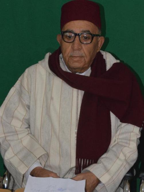 السيد محمد بندحمان رئيس جماعة تفرسيت  يشكر كل من تكبد عناء السفر و  زاره بالعيادة للإطمأنان  بعد وعكة صحية