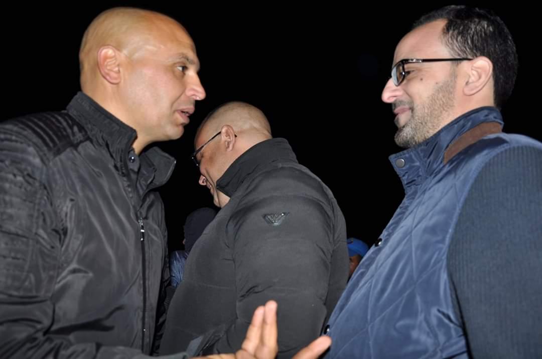 """بحضور منتخبين وسياسيين عن حزب الجرار """"رشيد حسان باباح"""" يحتفل بفوزه في الإنتخابات الفلاحية"""