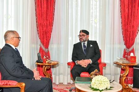 بفضل جلالة الملك.. المغرب يسير نحو بناء نموذج تنموي جديد