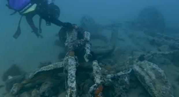 إكتشاف مهم في بحر الحسيمة تعرف عليه (فيديو)