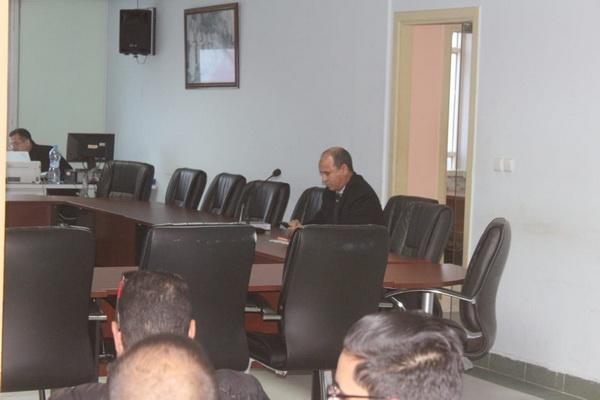 صور.. تأجيل دورة انتخاب الرئيس الجديد لجماعة الناظور للمرة الثانية